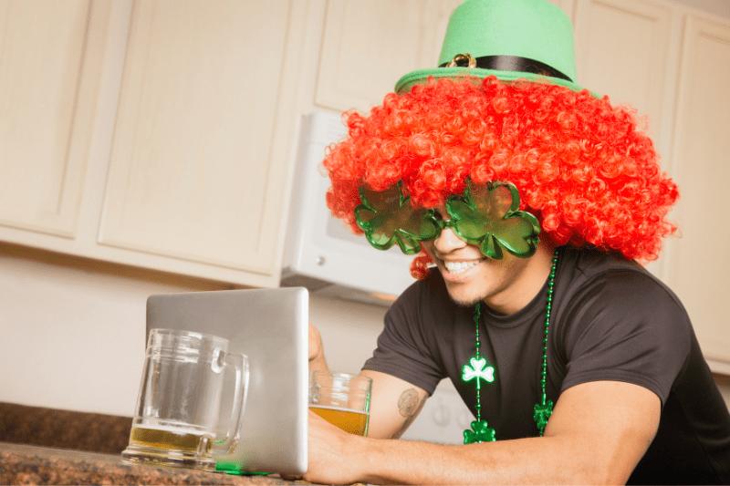 St. Patrick's Day on 2021