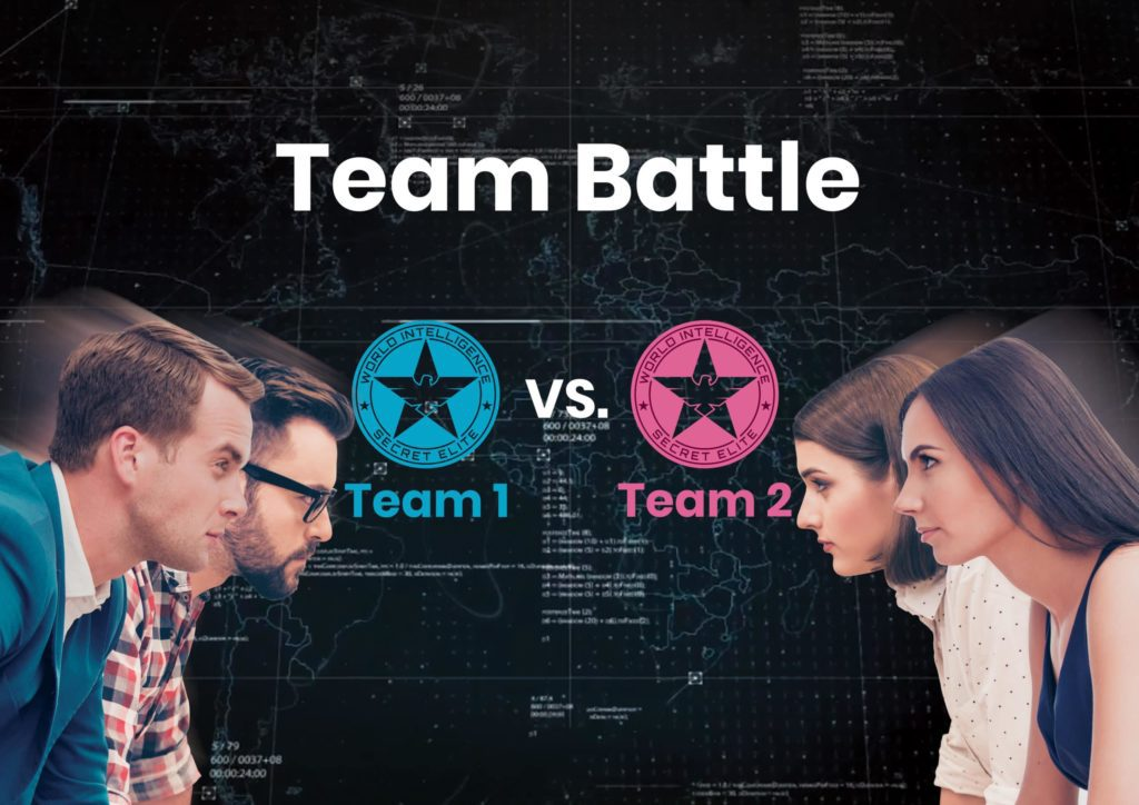 Battle Game for Team Building events